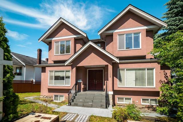 4509 Slocan Street, Vancouver, BC V5R 1Z8 (#R2594082) :: Initia Real Estate
