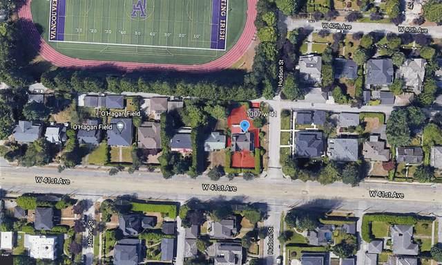 1307 W 41ST Avenue, Vancouver, BC V6M 1X4 (#R2594083) :: Initia Real Estate