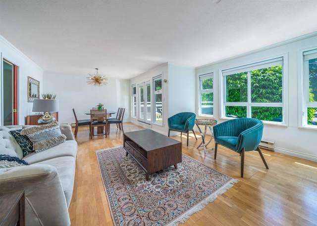 240 W 16TH Street C2, North Vancouver, BC V7M 1T6 (#R2594085) :: Initia Real Estate