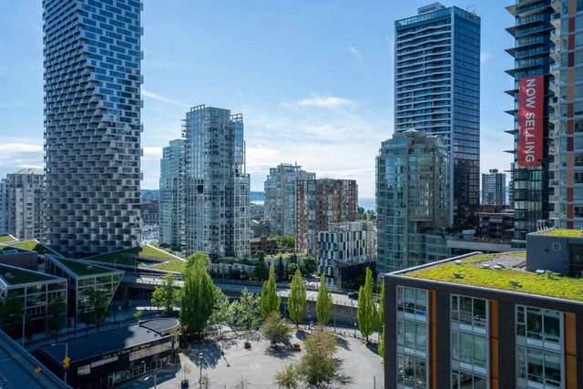 1325 Rolston Street #1501, Vancouver, BC V6B 0M2 (#R2594091) :: Initia Real Estate