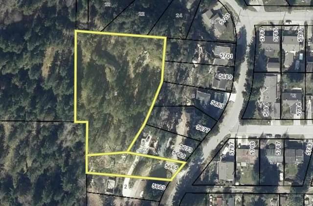 5665 & 5669 SALMON Drive, Sechelt, BC V0N 3A6 (#R2594094) :: Initia Real Estate