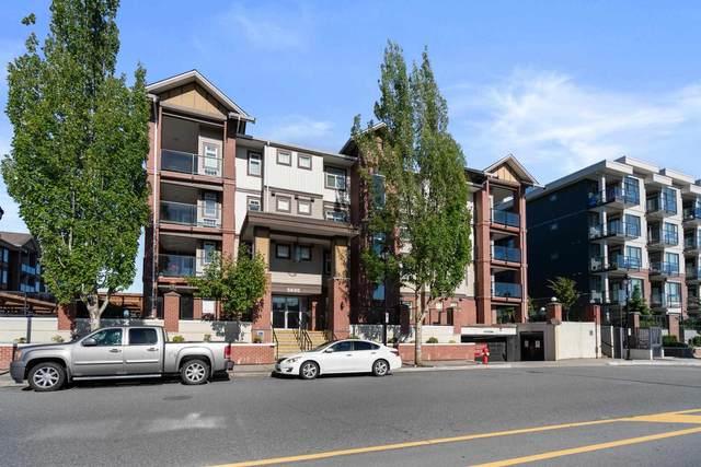 5650 201A Street #117, Langley, BC V3A 0B3 (#R2594103) :: Macdonald Realty