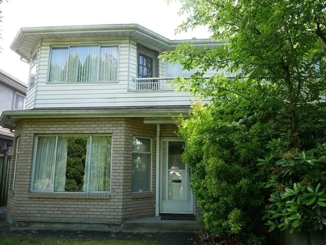 5630 Main Street, Vancouver, BC V5W 2S4 (#R2594111) :: Initia Real Estate