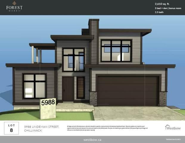 5988 Lindeman Street #8, Chilliwack, BC V2R 0R9 (#R2594129) :: Initia Real Estate