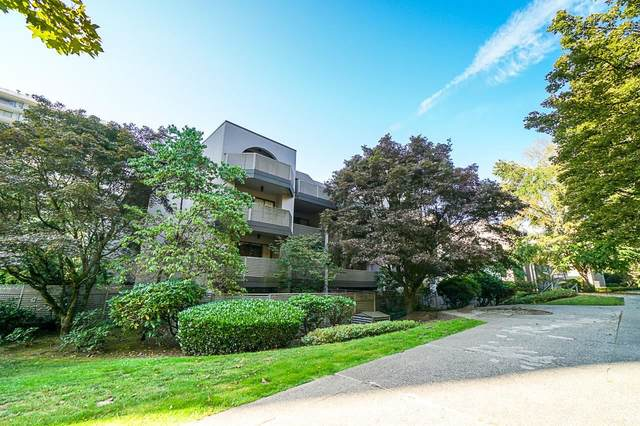1955 Woodway Place #315, Burnaby, BC V5B 4S5 (#R2594165) :: Initia Real Estate