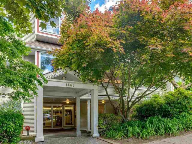 1465 Comox Street #207, Vancouver, BC V6G 1N9 (#R2594193) :: 604 Realty Group