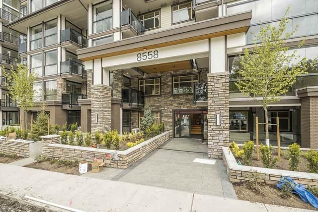8561 203A Street #601, Langley, BC V2Y 2B7 (#R2594241) :: Homes Fraser Valley