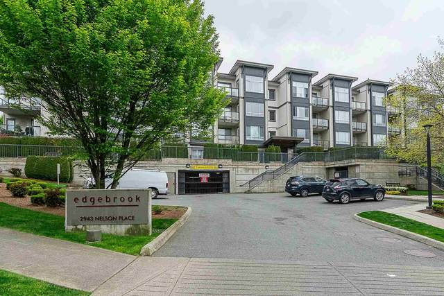 2943 Nelson Place #417, Abbotsford, BC V2S 0C8 (#R2594273) :: Homes Fraser Valley