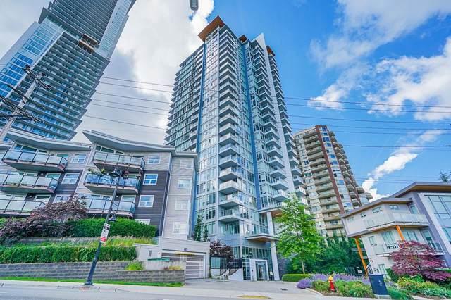 520 Como Lake Avenue #807, Coquitlam, BC V3J 0E8 (#R2594296) :: Initia Real Estate