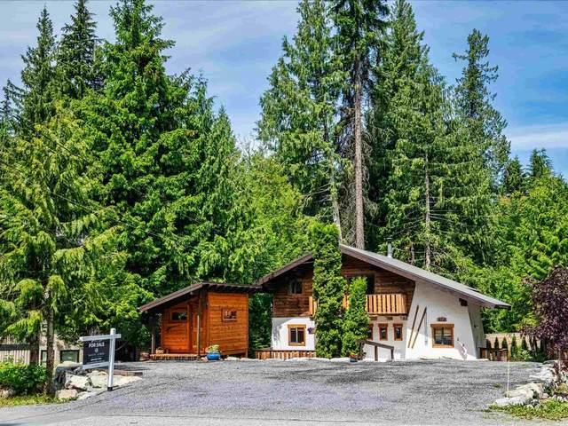 3257 Arbutus Drive, Whistler, BC V8E 0B8 (#R2594307) :: Homes Fraser Valley