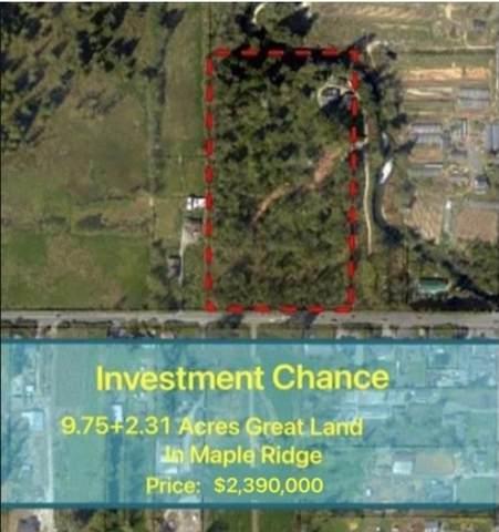 22319 132 Avenue, Maple Ridge, BC V4R 0A7 (#R2594317) :: Ben D'Ovidio Personal Real Estate Corporation | Sutton Centre Realty