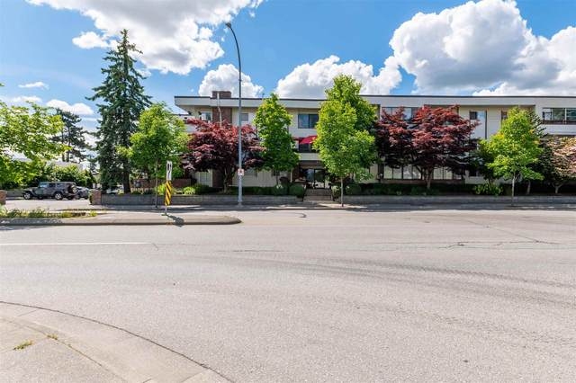 2211 Clearbrook Road #209, Abbotsford, BC V2T 2X4 (#R2594385) :: Homes Fraser Valley