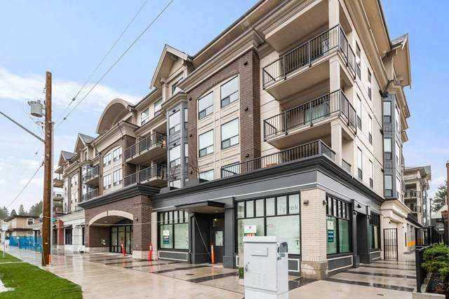 2493 Montrose Avenue #428, Abbotsford, BC V2S 3T2 (#R2594442) :: Homes Fraser Valley
