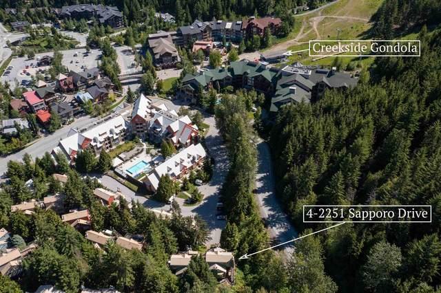 2251 Sapporo Drive #4, Whistler, BC V8B 0B5 (#R2594444) :: Homes Fraser Valley