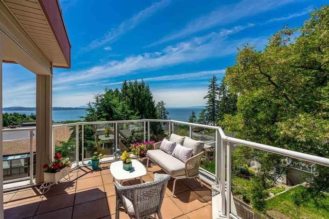 14934 Thrift Avenue #301, White Rock, BC V4B 2J9 (#R2594446) :: Homes Fraser Valley