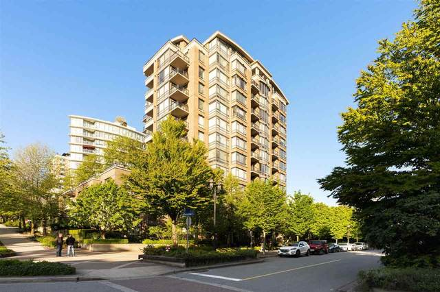 170 W 1ST Street #304, North Vancouver, BC V7M 3P2 (#R2594456) :: 604 Realty Group