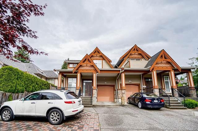 709 Dogwood Street, Coquitlam, BC V3J 4B6 (#R2594461) :: Initia Real Estate