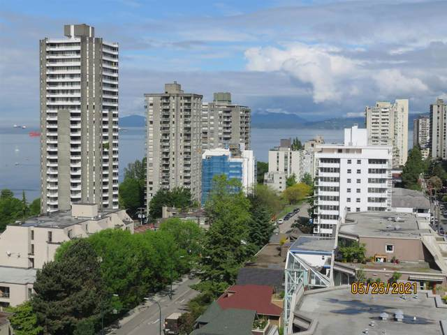 1003 Pacific Street #1406, Vancouver, BC V6E 4P2 (#R2594504) :: 604 Realty Group