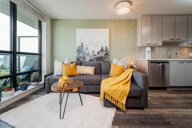 258 Sixth Street #705, New Westminster, BC V3L 0G6 (#R2594583) :: Homes Fraser Valley