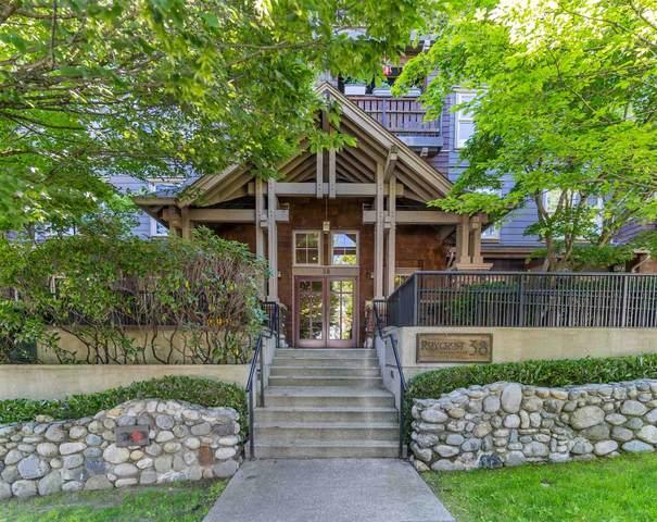 38 Seventh Avenue #103, New Westminster, BC V3L 5W2 (#R2594603) :: Homes Fraser Valley