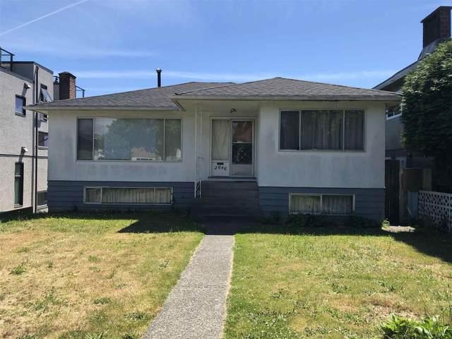 2646 E 56TH Avenue, Vancouver, BC V5S 1Z7 (#R2594604) :: Initia Real Estate