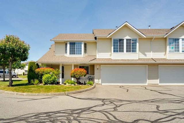 31255 Upper Maclure Road #46, Abbotsford, BC V2T 5N4 (#R2594607) :: Homes Fraser Valley