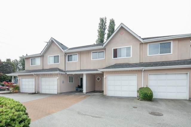 2211 No. 4 Road #112, Richmond, BC V6X 3X1 (#R2594658) :: Initia Real Estate