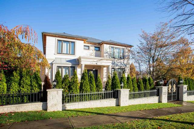 3205 W 34TH Avenue, Vancouver, BC V6N 2K3 (#R2594686) :: 604 Realty Group