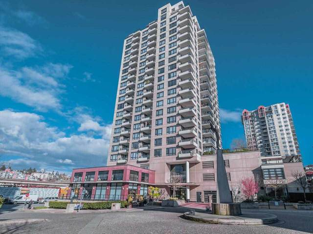 1 Renaissance Square #2101, New Westminster, BC V3M 0B6 (#R2594714) :: 604 Realty Group