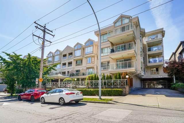 525 Agnes Street #102, New Westminster, BC V3L 1G2 (#R2594730) :: Homes Fraser Valley