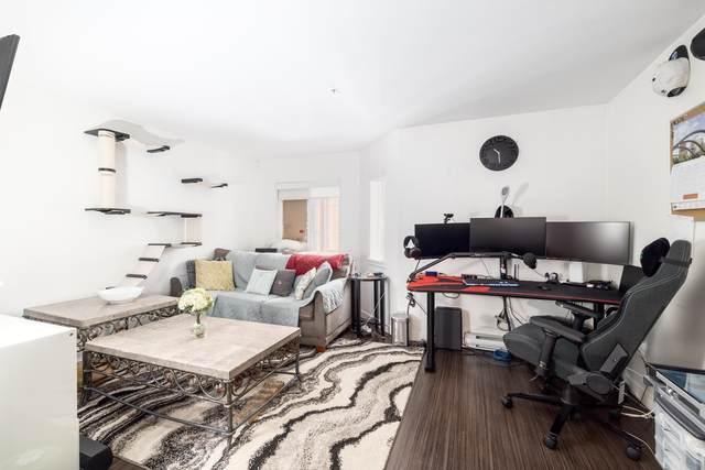 370 Carrall Street #207, Vancouver, BC V6B 2J3 (#R2594767) :: Initia Real Estate