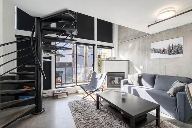 428 W 8TH Avenue #302, Vancouver, BC V5Y 1N9 (#R2594783) :: Initia Real Estate