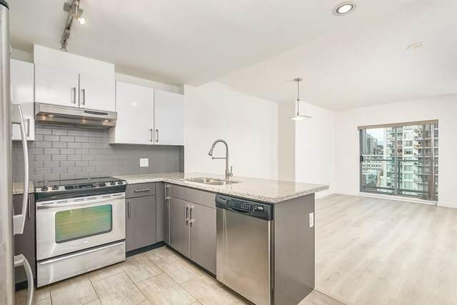 14 Begbie Street #1207, New Westminster, BC V3M 3L9 (#R2594813) :: Homes Fraser Valley
