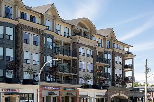 2493 Montrose Avenue #509, Abbotsford, BC V2S 3T2 (#R2594816) :: Homes Fraser Valley