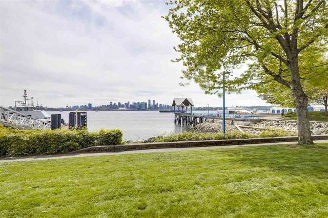 33 Chesterfield Place #4102, North Vancouver, BC V7M 3K4 (#R2594889) :: 604 Realty Group