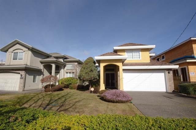 5253 Maple Road, Richmond, BC V7E 1G2 (#R2594905) :: Ben D'Ovidio Personal Real Estate Corporation | Sutton Centre Realty