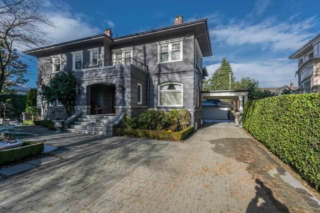 1529 W 36TH Avenue, Vancouver, BC V6M 1J9 (#R2594966) :: Homes Fraser Valley