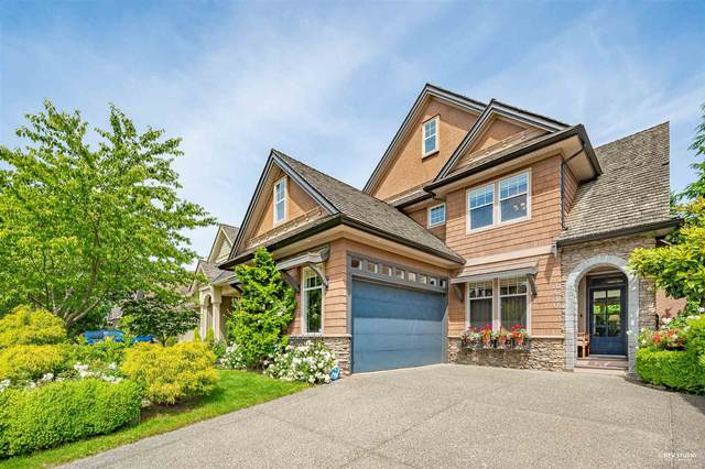3430 Rosemary Heights Crescent, Surrey, BC V3Z 0M4 (#R2595014) :: Homes Fraser Valley