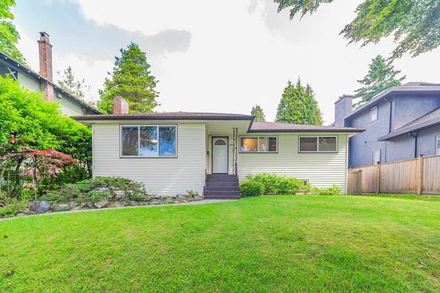 3569 Mayfair Avenue, Vancouver, BC V6N 2Z2 (#R2595043) :: 604 Realty Group