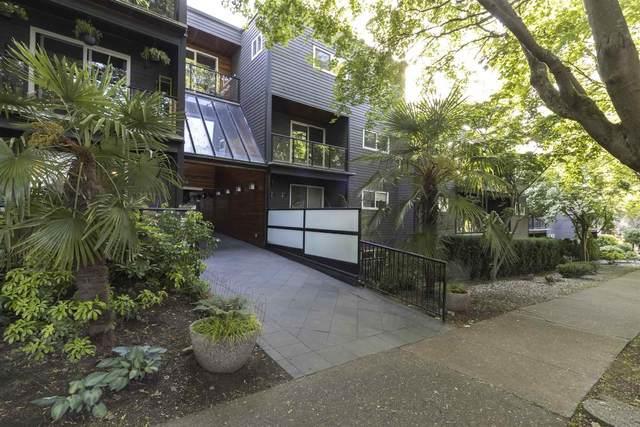 1550 Barclay Street #110, Vancouver, BC V6G 3B1 (#R2595073) :: 604 Realty Group