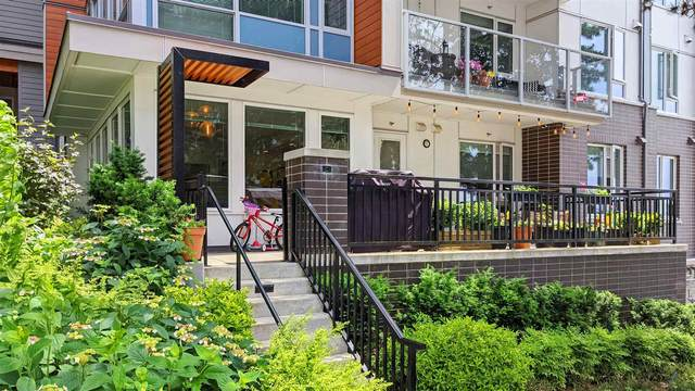 277 W 1ST Street #111, North Vancouver, BC V7M 0E8 (#R2595131) :: 604 Realty Group