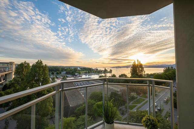 1005 Beach Avenue #1002, Vancouver, BC V6E 3W2 (#R2595147) :: 604 Realty Group