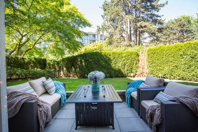 4883 Maclure Mews #112, Vancouver, BC V6J 5M8 (#R2595149) :: 604 Realty Group