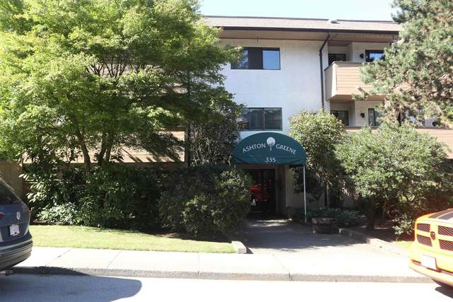 335 Cedar Street #205, New Westminster, BC V3L 3N9 (#R2595255) :: 604 Realty Group