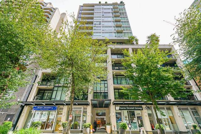 1252 Hornby Street #904, Vancouver, BC V6Z 0A3 (#R2595282) :: 604 Realty Group