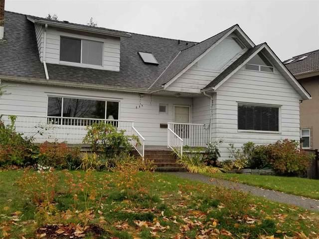 624 W 30TH Avenue, Vancouver, BC V5Z 2J3 (#R2595318) :: 604 Realty Group