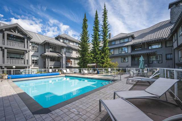 4573 Chateau Boulevard #106, Whistler, BC V0N 1B4 (#R2595368) :: Ben D'Ovidio Personal Real Estate Corporation | Sutton Centre Realty