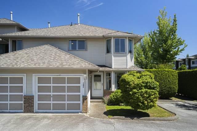16255 85 Avenue #102, Surrey, BC V4N 3K3 (#R2595370) :: 604 Realty Group