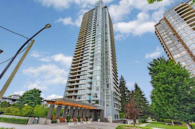 5883 Barker Avenue #2703, Burnaby, BC V5H 0G4 (#R2595381) :: 604 Realty Group