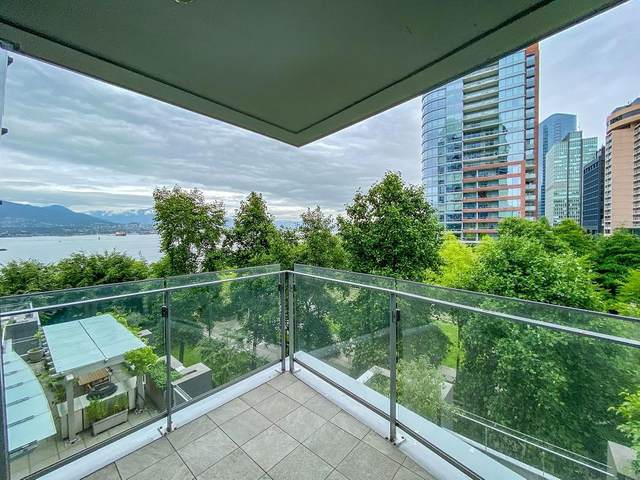 1233 W Cordova Street #503, Vancouver, BC V6C 3R1 (#R2595436) :: 604 Realty Group